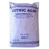 پروژه کارآفرینی تولید اسید سیتریک