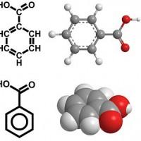 طرح توجیهی تولید اسید بنزوییک